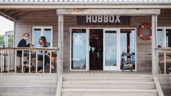 HUBBOX Pentewan Front