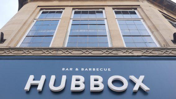 HUBBOX Taunton Outside